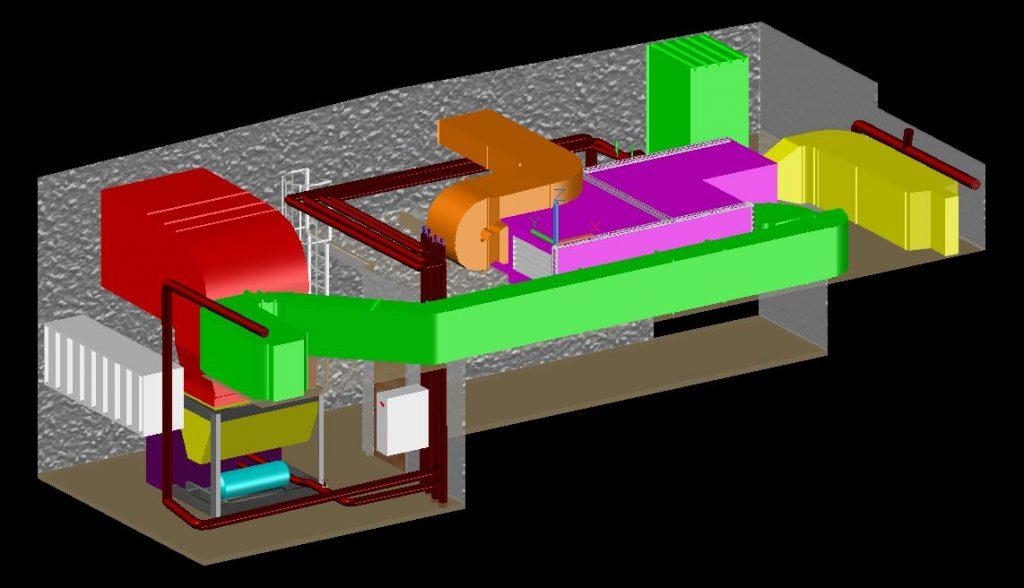 scanner laser d bim